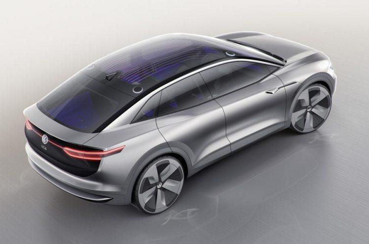 2017 Volkswagen I.D. Crozz