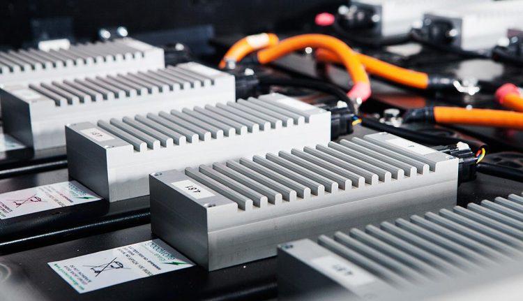 Baterias de lítio