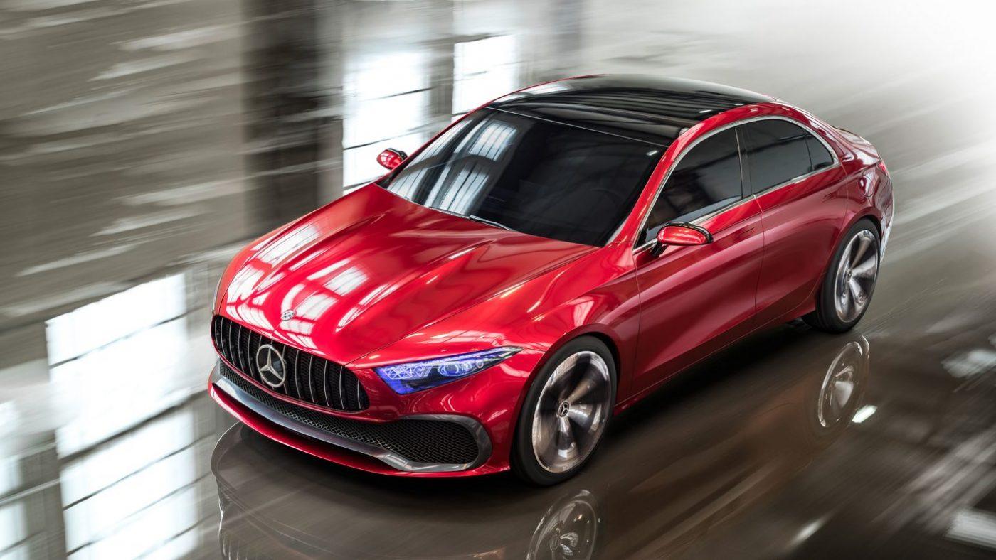 Mercedes-Benz Classe A concept