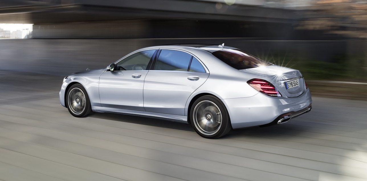 Senhoras E Senhores Eis O Novo Mercedes Benz Classe S