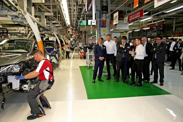 SEAT - fábrica de Martorell