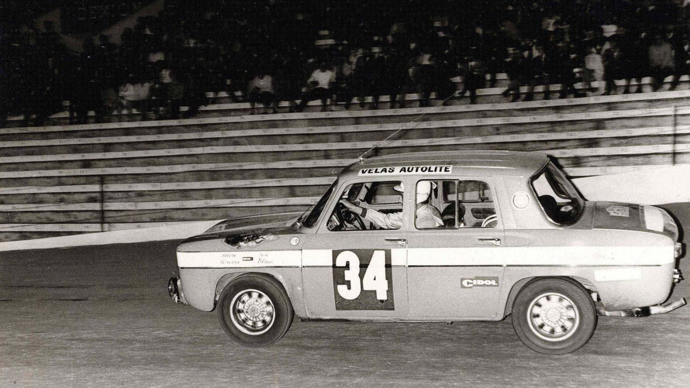 1967 – Renault 8 Gordini 1300 – Carpinteiro Albino