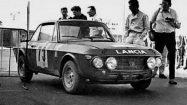 1970 – Lancia Fulvia 1.6 Coupé HF – Simo Lampinen