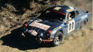 1971 - Alpine Renault A110 1800 - Jean Pierre Nicolas