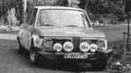 1972 – BMW 2002 ti Alpina – Achim Warmbold
