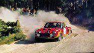 1975 – Fiat 124 Spider Abarth Rally 16V Injection – Markku Alen