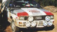 1982 – Audi Quattro Coupé – Michèle Mouton