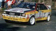 1984 – Audi Quattro A2 – Hannu Mikkola
