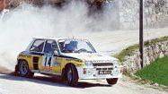 1986 – Renault 5 Turbo Tour de Corse – Joaquim Moutinho