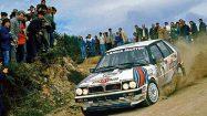 1987 – Lancia Delta HF 4WD – Markku Alen