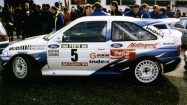 1993 – Ford Escort RS Cosworth – François Delecour
