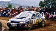 1995 – Subaru Impreza 555 – Carlos Sainz