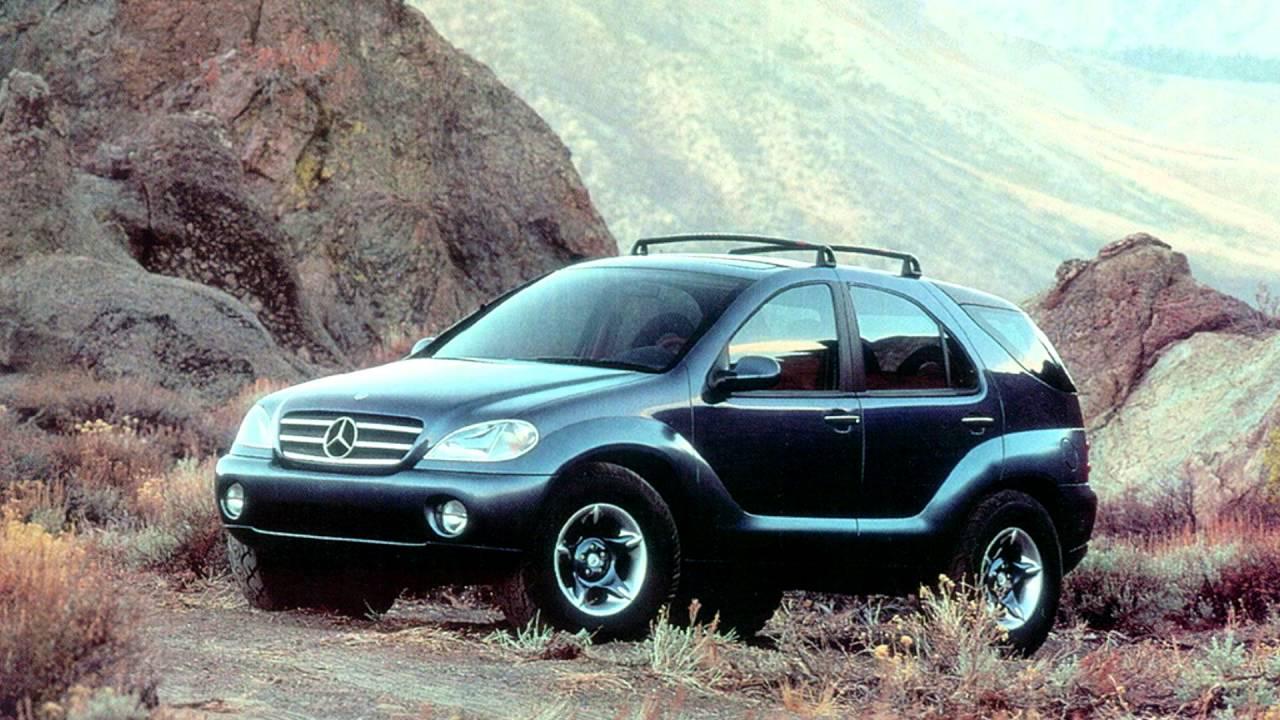 1996 Mercedes-Benz AAV Concept