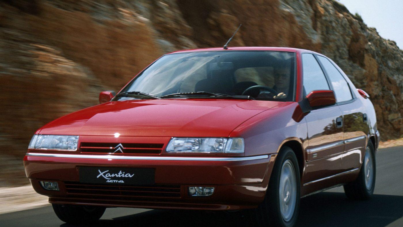 1997 Citroën Xantia Activa