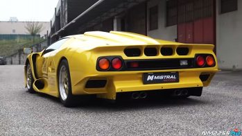 1997 Lamborghini Diablo GT1 Stradale