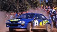 1998 – Subaru Impreza WRC – Colin McRae