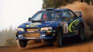 2000 – Subaru Impreza WRC 2000 – Richard Burns