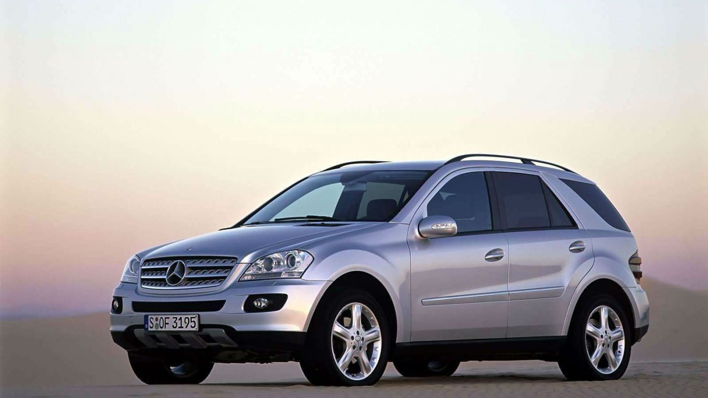 2005 Mercedes-Benz ML