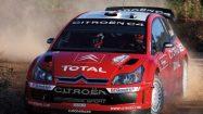 2007 – Citroën C4 WRC – Sébastien Loeb