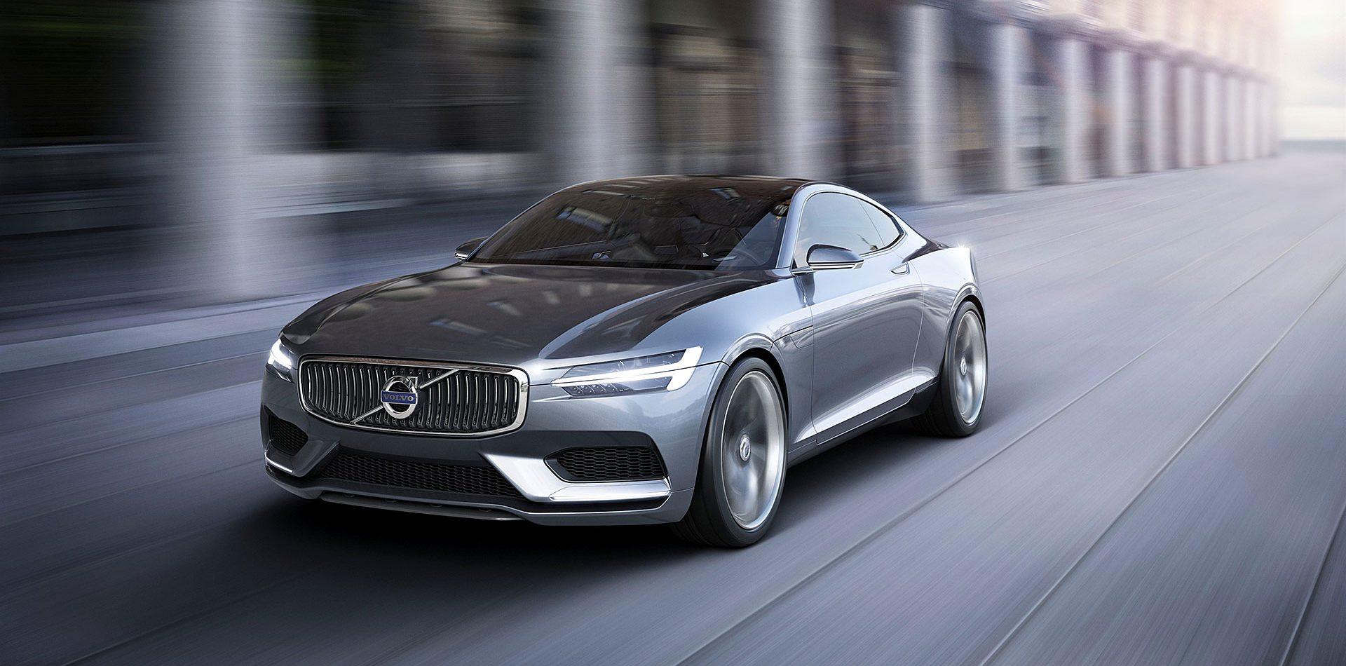2013 Volvo Coupe Concept
