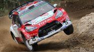 2016 – Citroën DS3 WRC – Kris Meeke