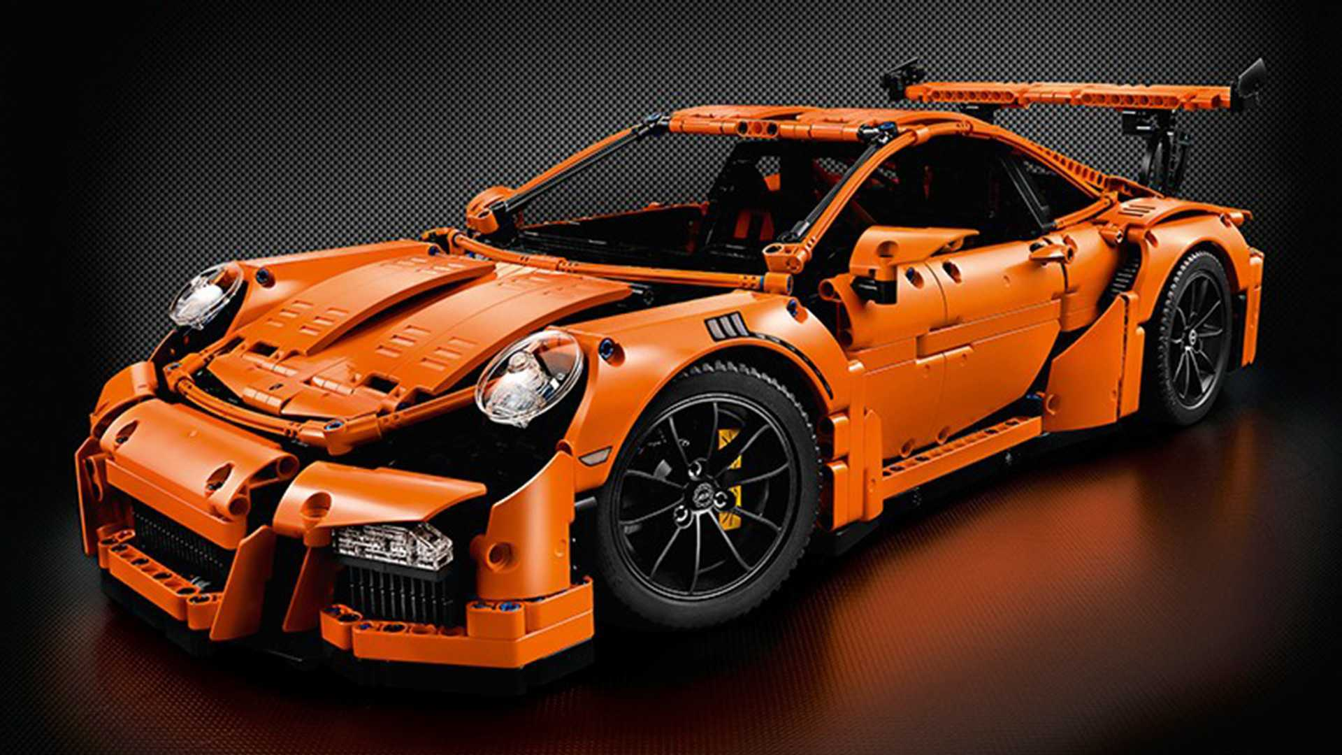 2016 Lego Technic Porsche 911 GT3 RS