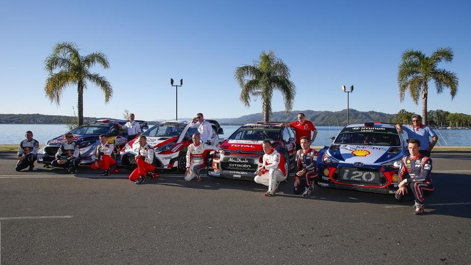 Rally de Portugal comemora 50 anos na estrada