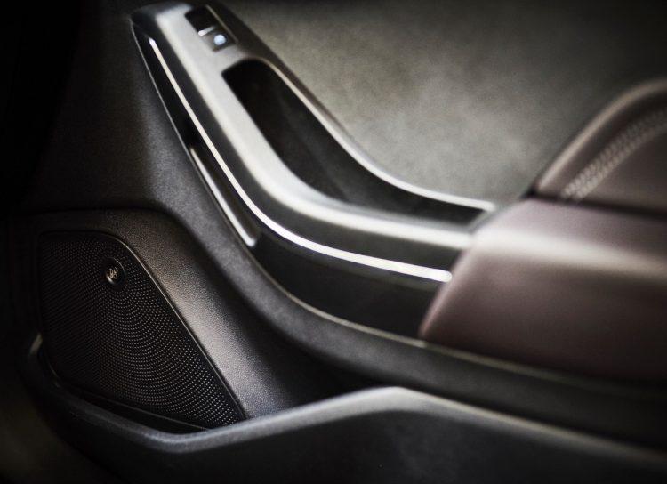 2017 Ford Fiesta B&O Play Sound System
