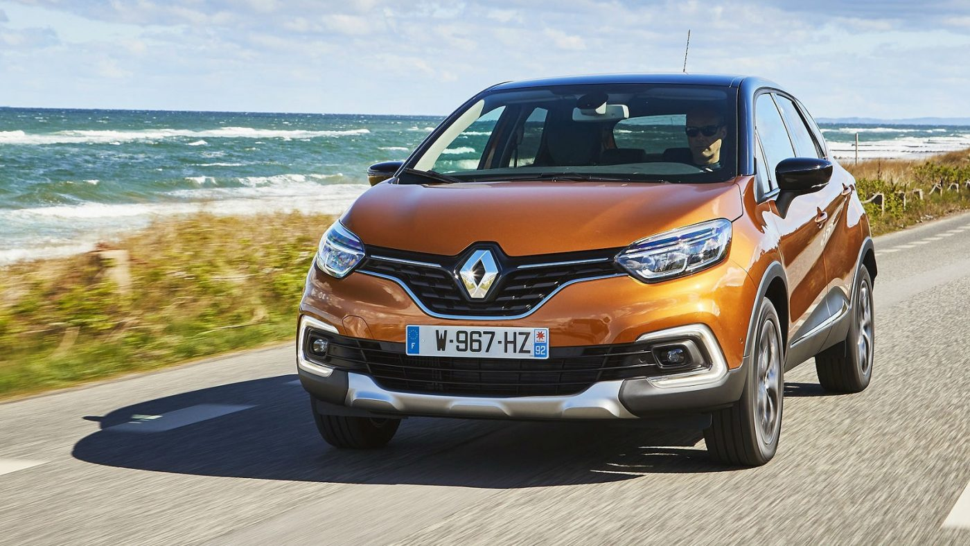 o renault captur foi renovado e j tem pre os para portugal. Black Bedroom Furniture Sets. Home Design Ideas