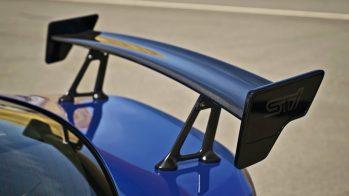 2017 Subaru BRZ STi teaser