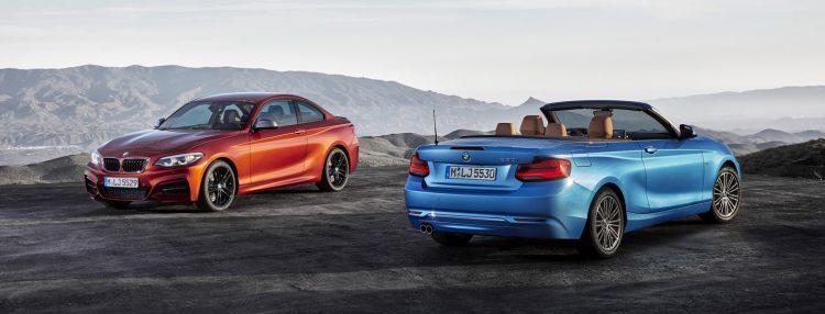 2018 BMW Série 2 Coupé e Cabrio