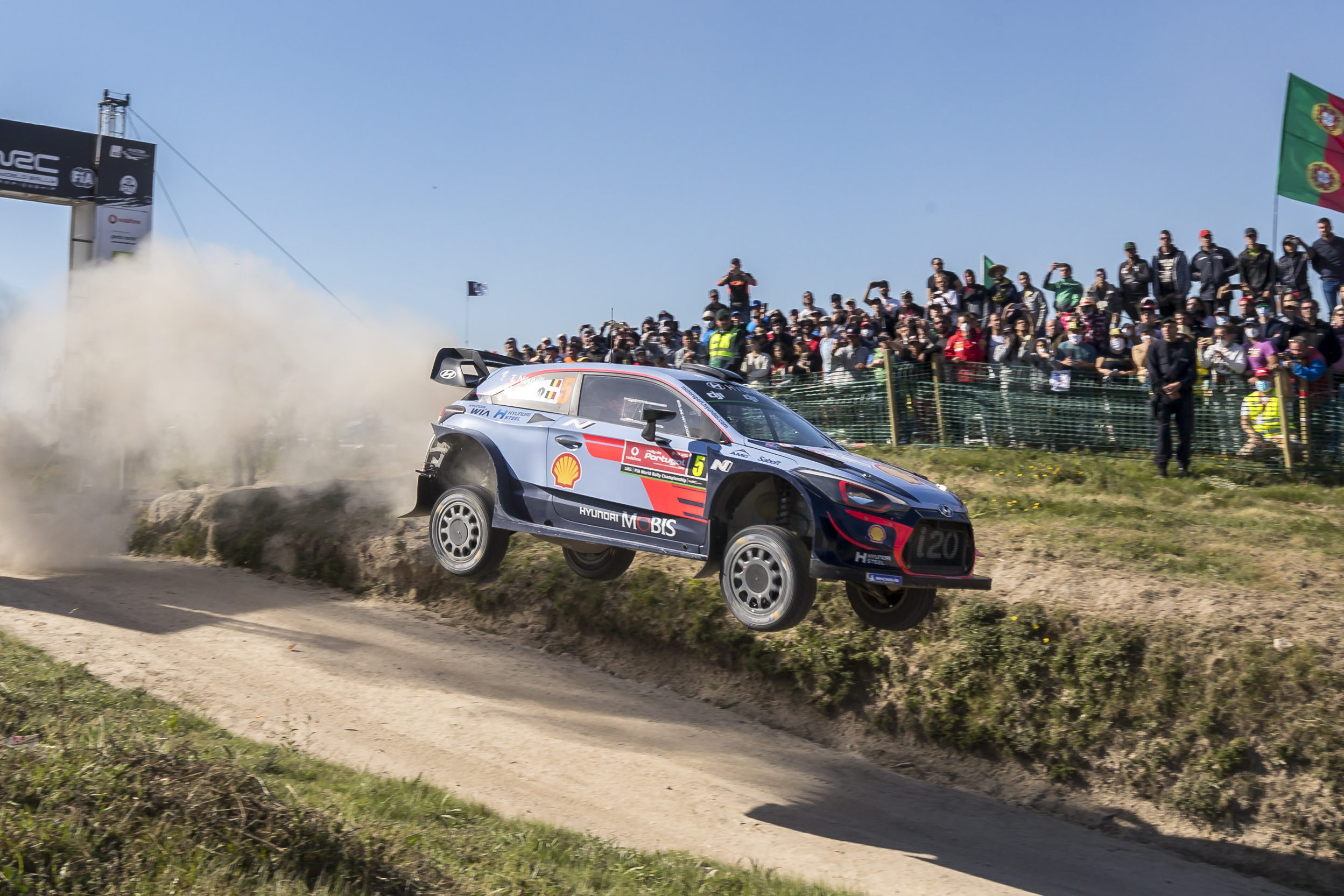 Hyundai i20 WRC, Thierry Neuville