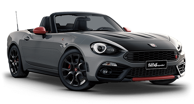 Abarth 124 Spider Roadster