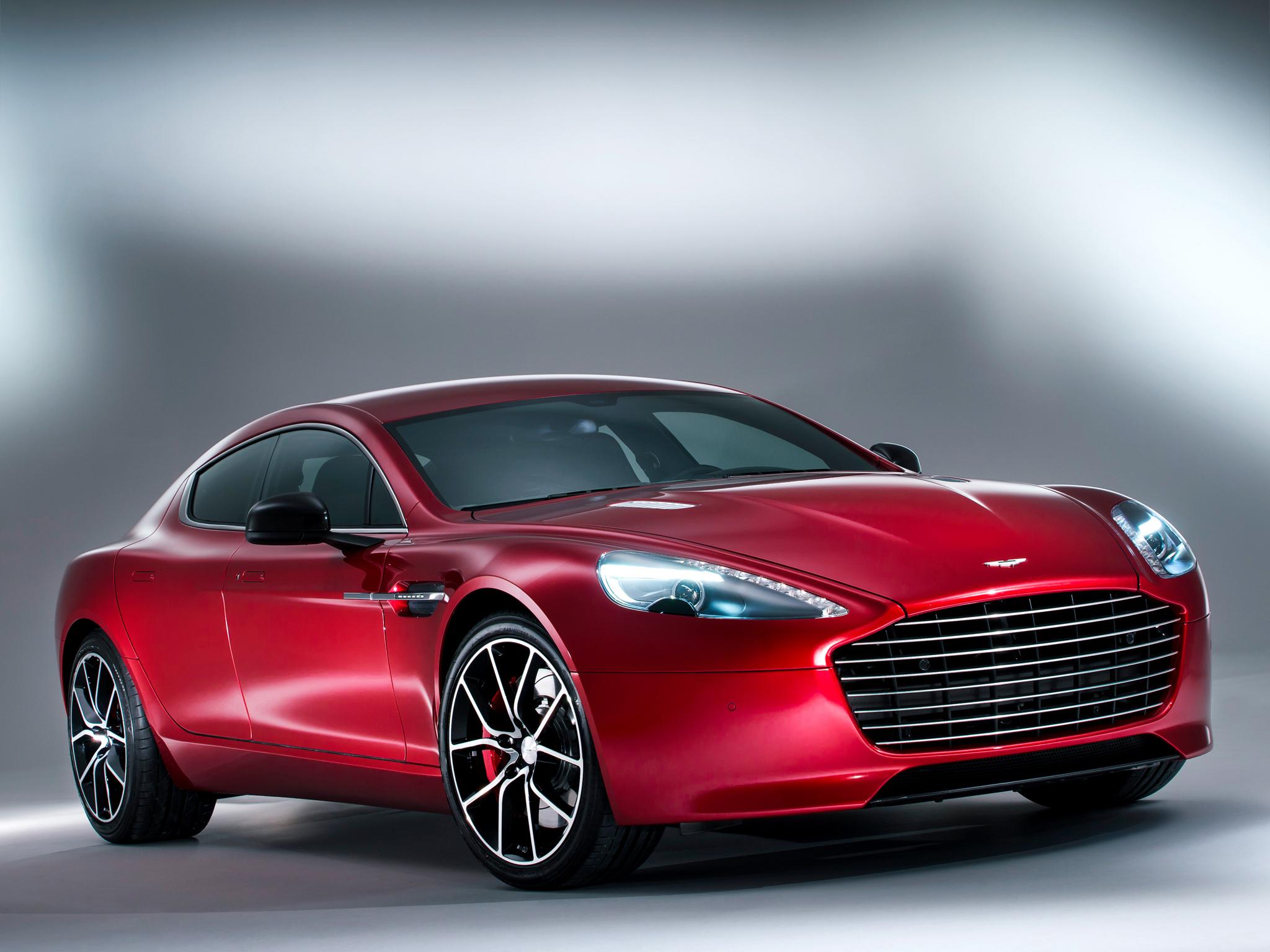 Aston Martin Rapide Berlina
