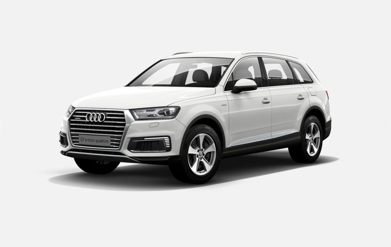 Audi Q7 e-tron SUV