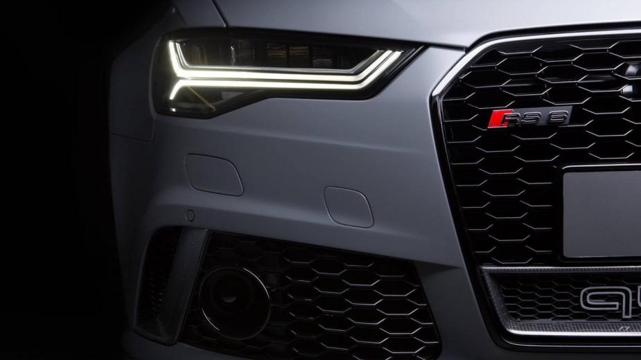 carrinhas desportivas, Audi RS 6