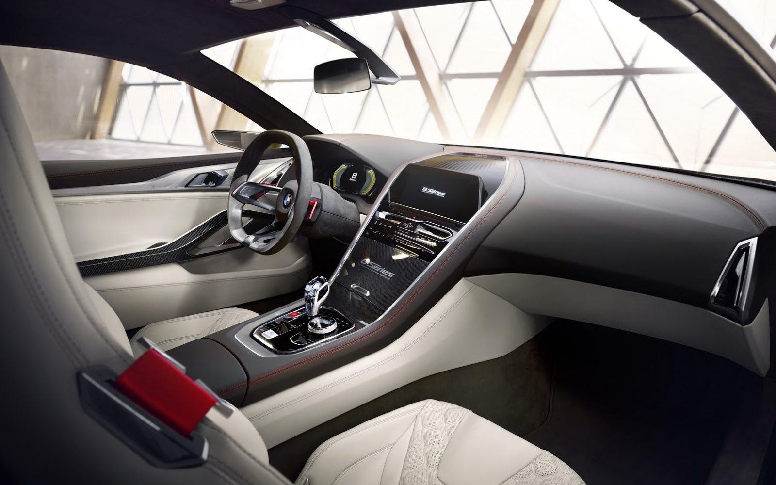 2017 BMW Concept Série 8