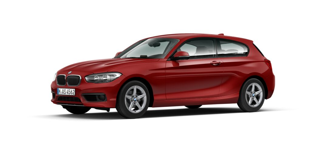 BMW Série 1 Berlina