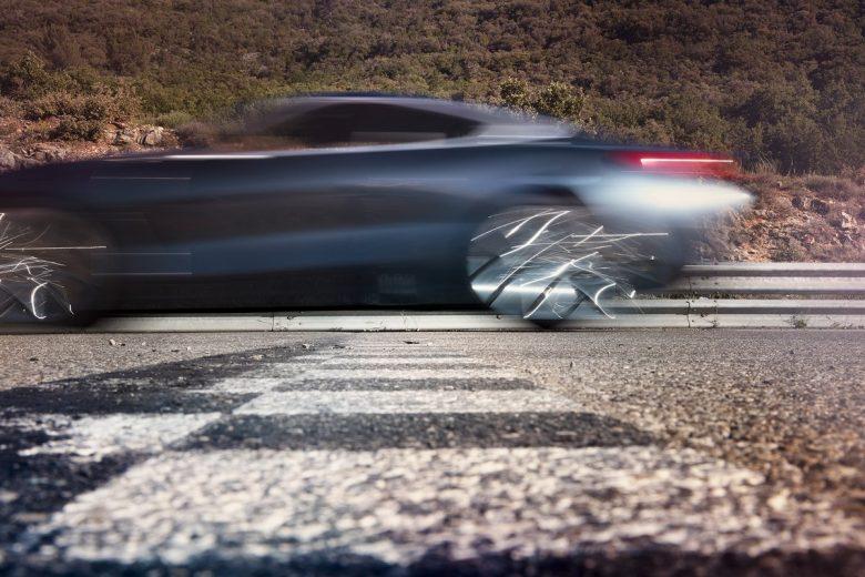 'Vazam' fotos do BMW Série 8 antes da apresentação
