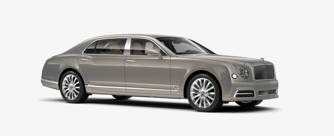 Bentley Mulsanne Berlina