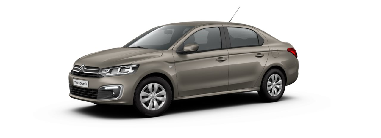 Citroën C-Elysée Berlina
