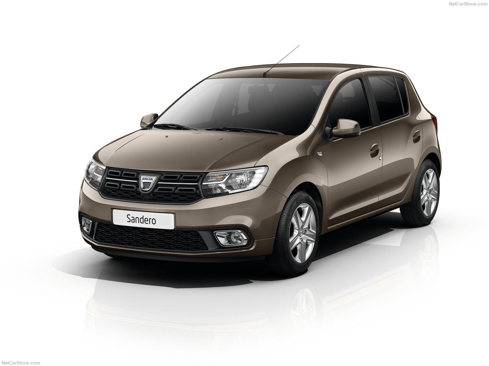 Dacia Sandero Berlina