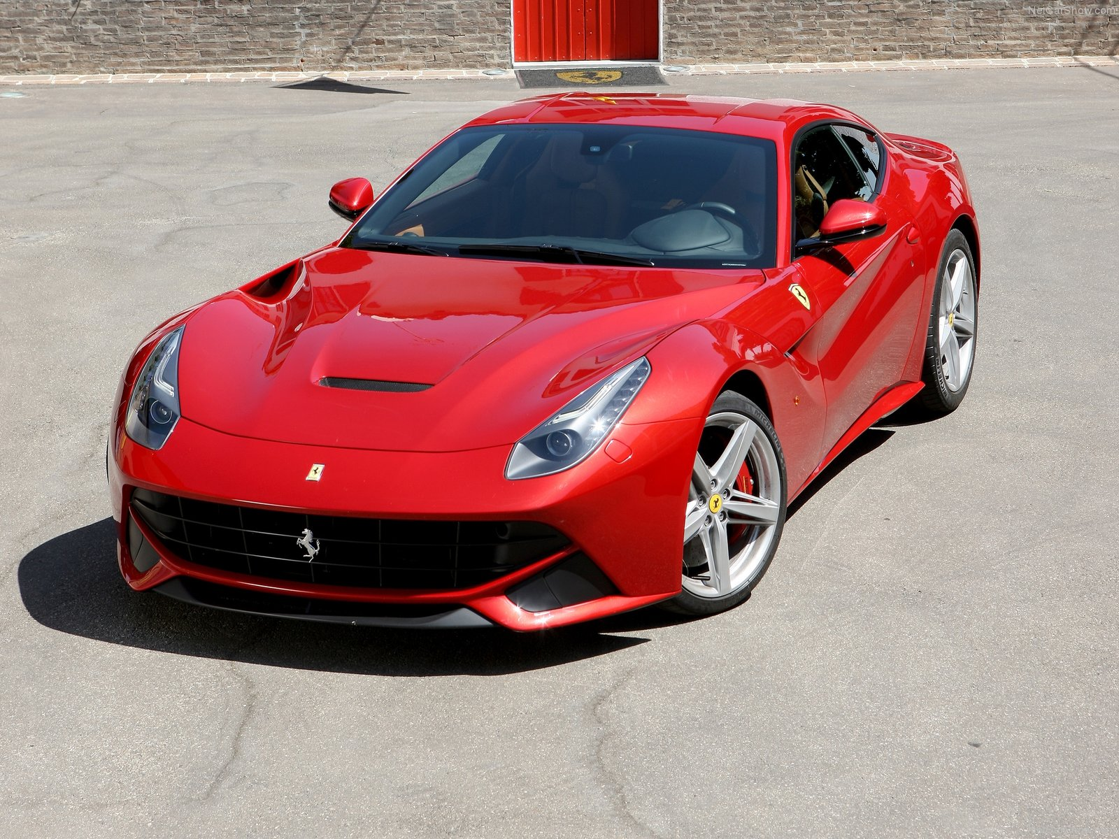 Ferrari F12 Berlinetta Coupé