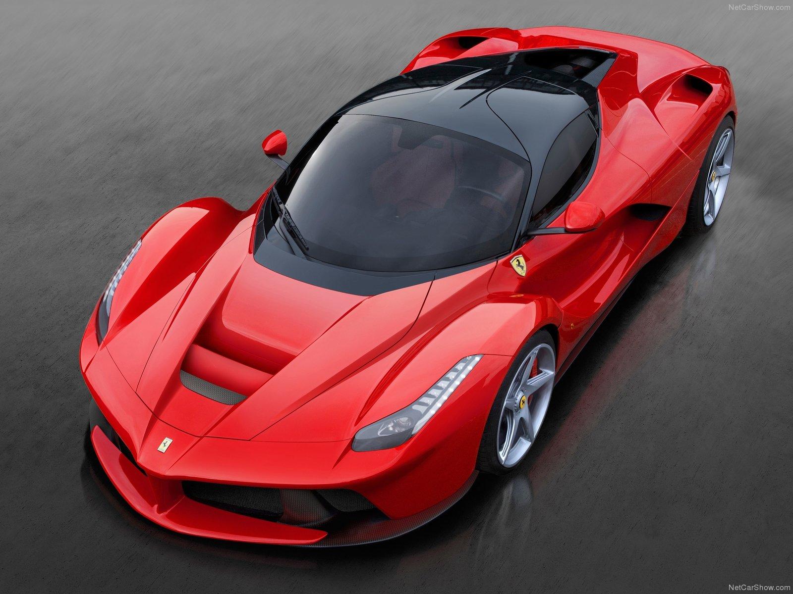 Ferrari La Ferrari Coupé