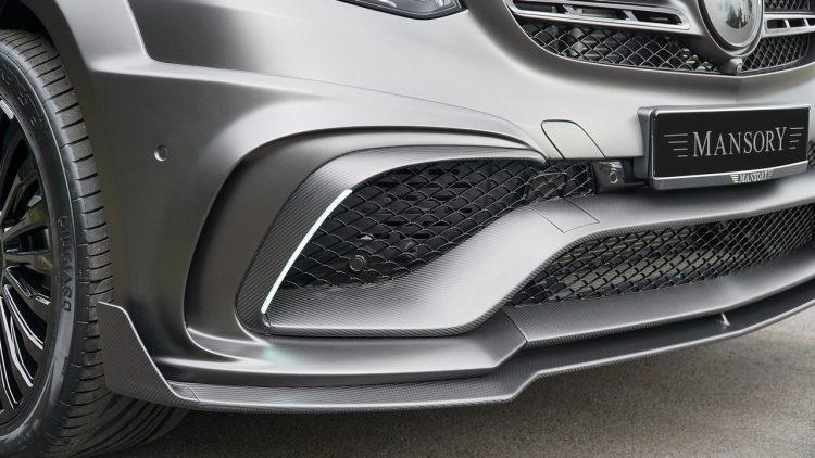 Mansory Mercedes-AMG GLS 63