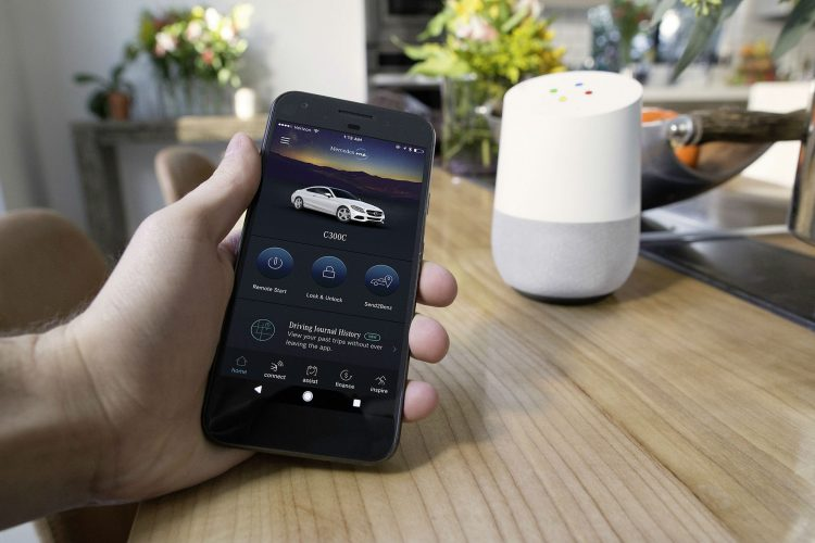 Mercedes-Benz Digital Delivery Hub