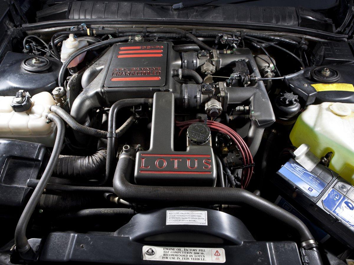 Lotus Omega motor