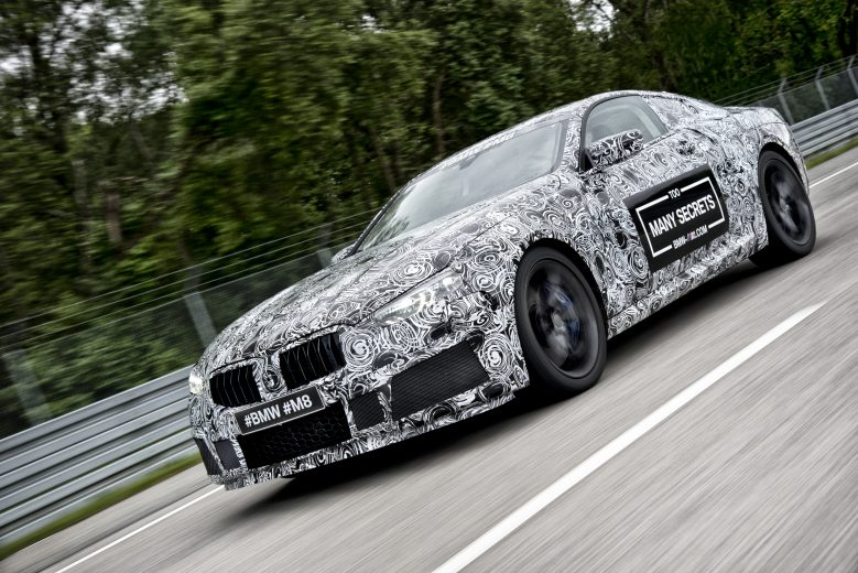 BMW confirma M8 para 2019
