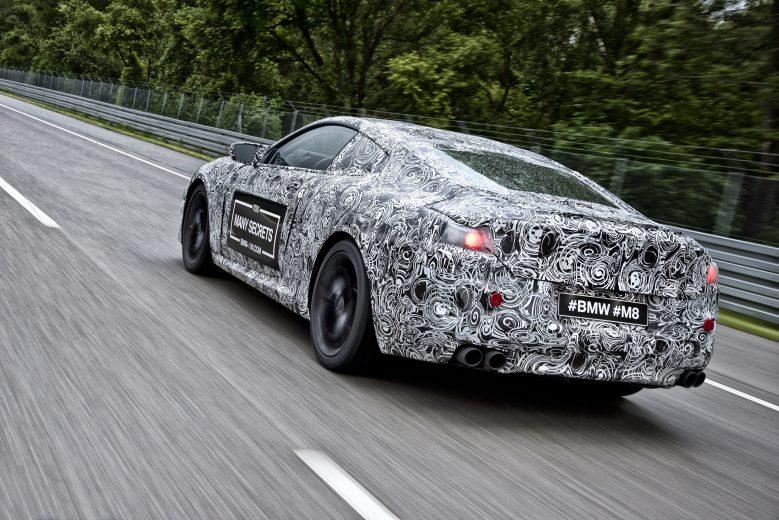 BMW M8, oficialmente uma realidade