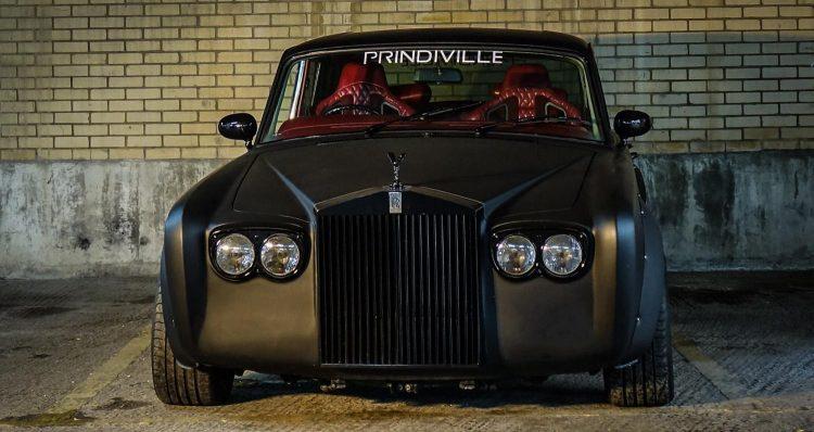 Rolls-Royce Silver Shadow - Prindiville
